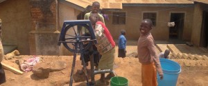 Uwemba Well
