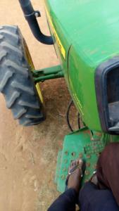 New Tractor